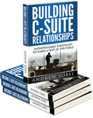 Building C-Suite Relationships
