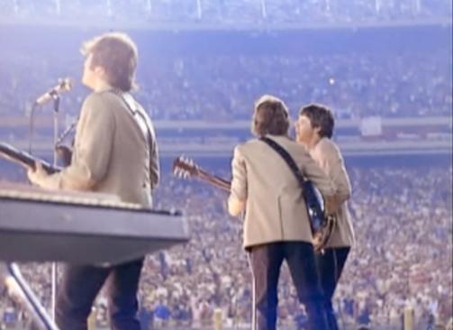 Beatles Shea