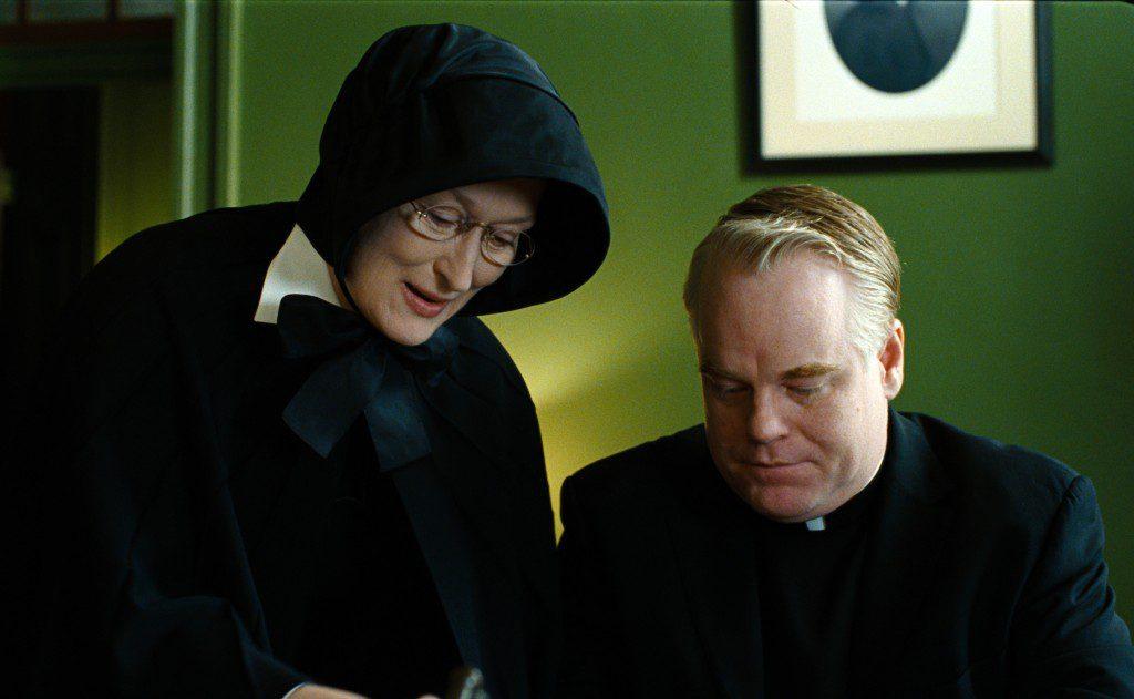 Philip Seymour Hoffman, Meryl Streep